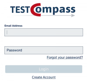 Login TestCompass